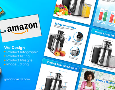 amazon product listing image, amazon infographic