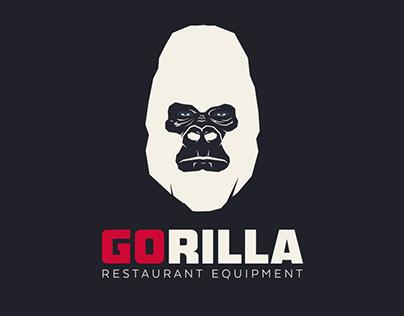 GORILLA Brand Identity