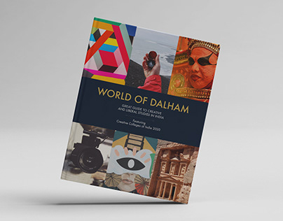 World of DALHAM (Book Design)