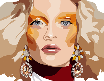 Fashion Illustration: Abstraction vs. Exaggeration