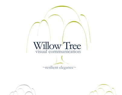 Willow Tree-Personal Logo Development