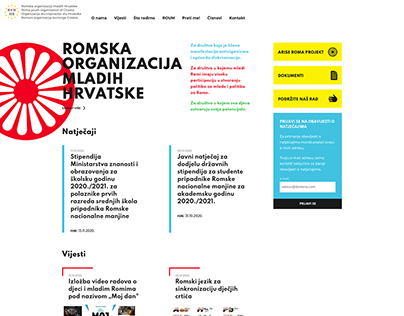 Romska organizacija mladih Hrvatske