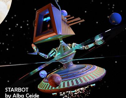 Starbot, Hacedor de Planetas