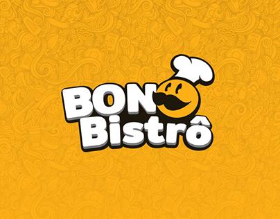Bon Bistro | Fast Food Restaurant Branding