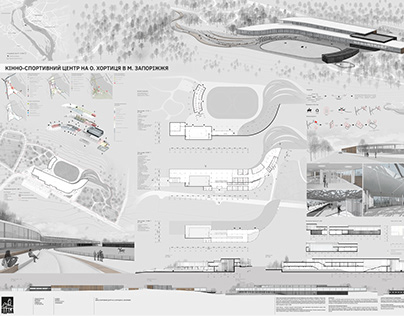 Final / Project of Equestrian centre 2018