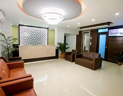 Hotel interior @ Cox'sbazar