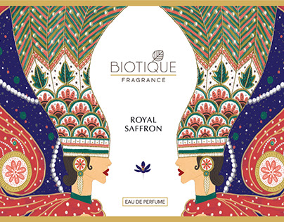 Biotique - Packaging Design