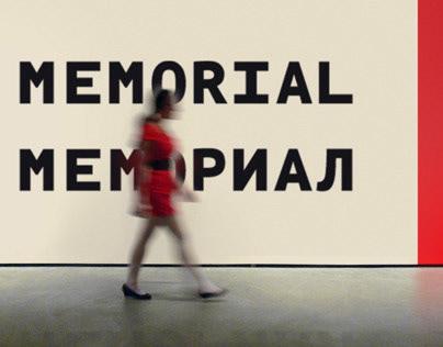 Memorial NGO Identity