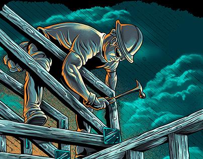Carpenter Collage