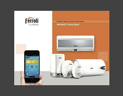 Communication strategy for Ferroli to launch products.