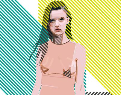 Line Up: Anna Grostina