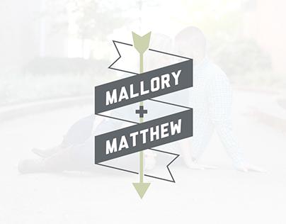 Matt + Mallory