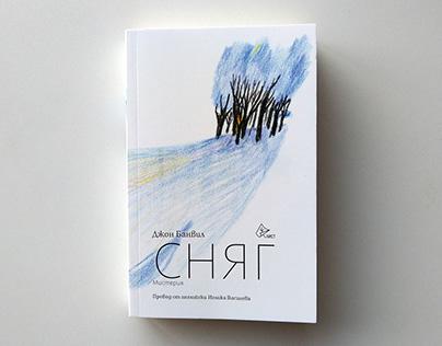 John Banville / SNOW / Book Cover