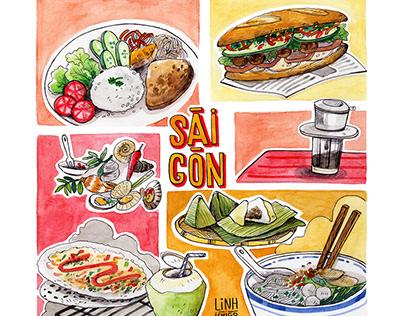 Việt Nam's Illustrations