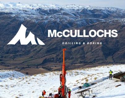 McCullochs Drilling & Boring - Branding