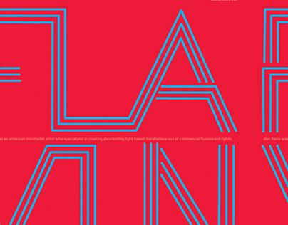 Crucial Junctures - Dan Flavin