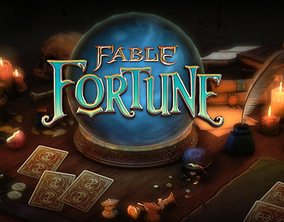 Fable Fortune Frontend Menu