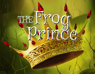 """Children's book """"The Frog Prince"""""""