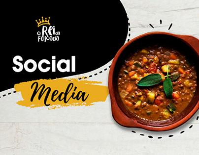 Social Media | O Rei da Feijoada