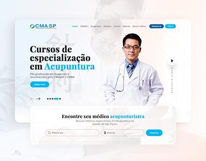 Acupuncture Clinic website