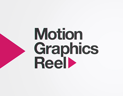 Motion Graphics Showreels 2005-15