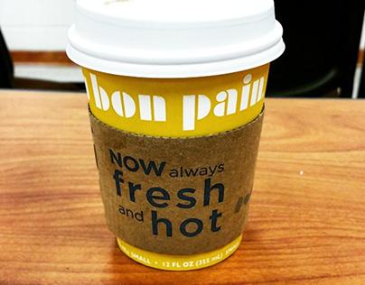 Au Bon Pain New Coffee Roasts Campaign