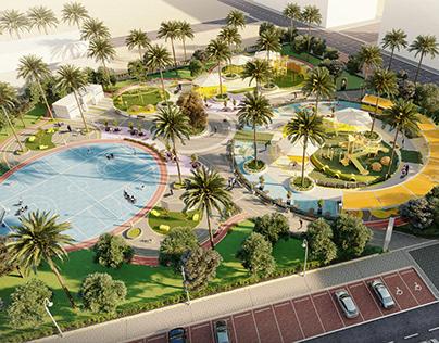 Al-Hamraa Garden JEDDAH-KSA
