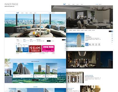 Real Estate Agency Web Design