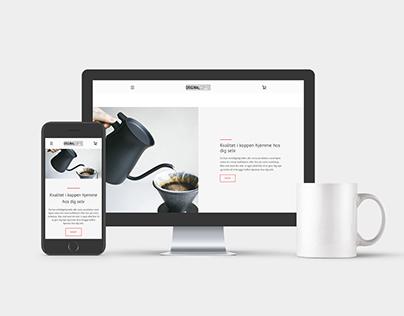 Original Coffee Webshop