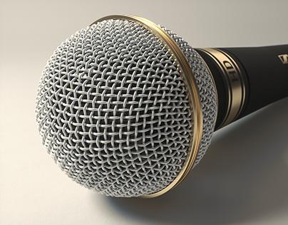 Microphone (Full CG)