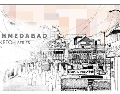 AHMEDABAD SKETCHBOOK 2019