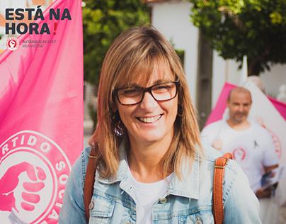 Autárquicas 2017 | PS Vila Viçosa