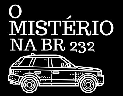 Produção Radiofônica | O Mistério na BR 232