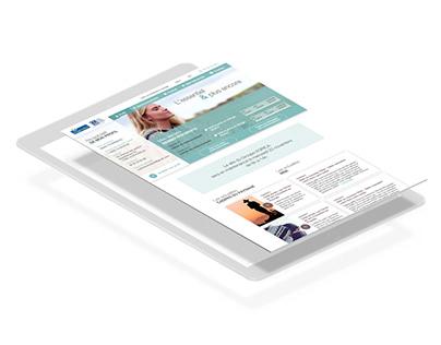 MSA - UI UX Design, webdesign, CRM, tableau