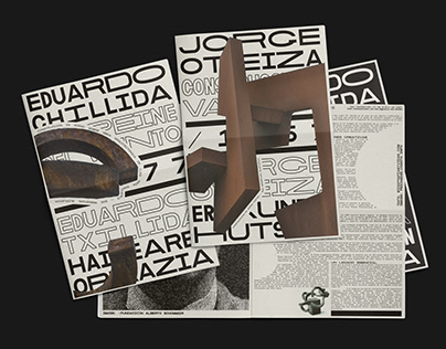 Oteiza & Chillida | Double Print