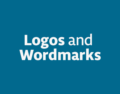 Logos and Wordmarks