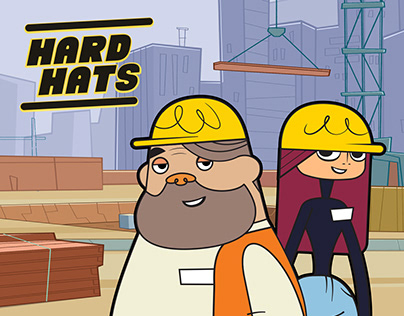 Hard Hats - animated series