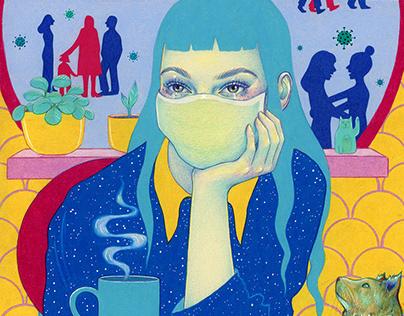 Illustration for NOEMA magazine