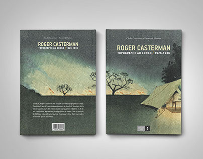 Roger Casterman, topographe au Congo, 1926-1936