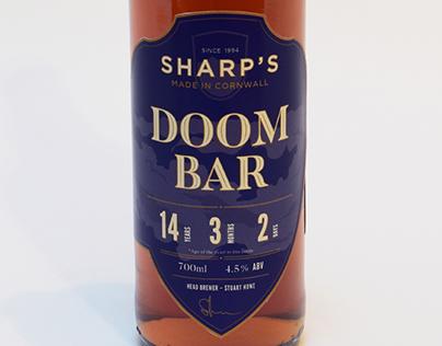 Sharp's Brewery Rebrand