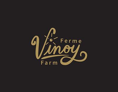 Ferme Vinoy | Identité visuelle