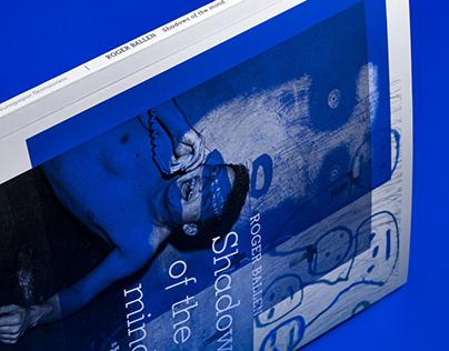 Roger Ballen - Shadows of the Mind Exhibition Catalogue
