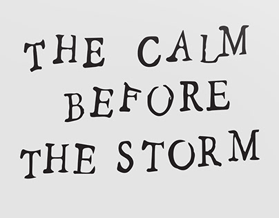 The Calm Before The Storm   Classical Book