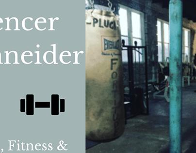 Yola Site - Spencer Schneider