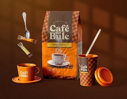 Café no Bule | Rebrand & Package