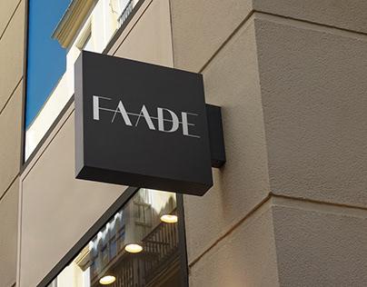 Faade Corporate Design / Branding / Logo