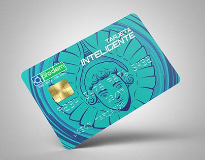 Bolivian designs for debit cards