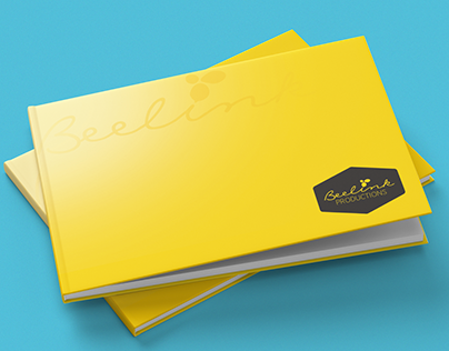Catalogue Design | Beelink Productions Company