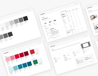 SeLoger • UI & Design system