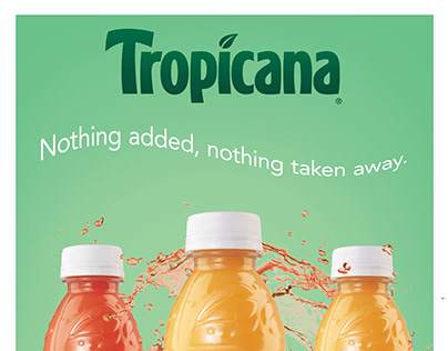 Tropicana Advertisement